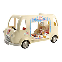 Buy Sylvanian Families Ice Cream Van Online at johnlewis.com