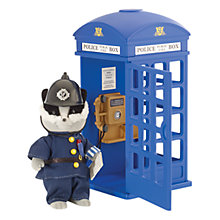 Buy Sylvanian Families PC Bobby Roberts & Police Phone Box Online at johnlewis.com
