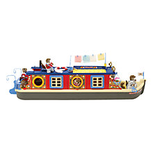 Buy Sylvanian Families Waterside Canal Boat Online at johnlewis.com