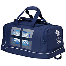 Buy Team GB Holdall, Navy Online at johnlewis.com