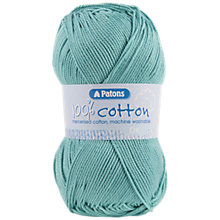 Buy Patons Cotton DK Yarn Online at johnlewis.com