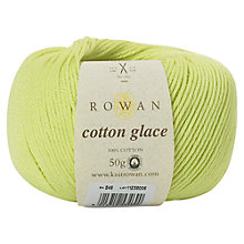 Buy Rowan Cotton Glace Yarn Online at johnlewis.com
