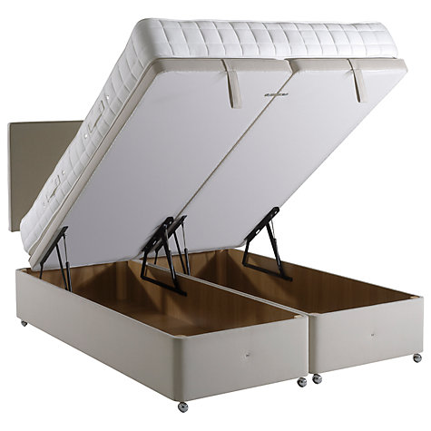 Buy John Lewis Pocket Ortho 1600 Mattress and Maxi Store Divan Base, Double Online at johnlewis.com