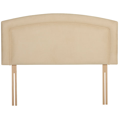Buy John Lewis Avebury Headboard, Cookie, Kingsize Online at johnlewis.com