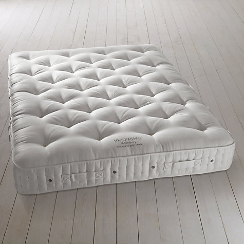 Buy Vi-Spring Wembury Mattress, Kingsize Online at johnlewis.com