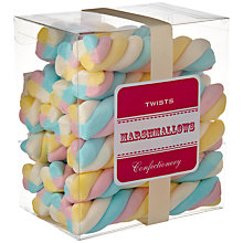 Buy Farhi Twirl Marshmallows, 220g Online at johnlewis.com