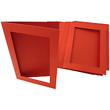 Buy John Lewis A6 Rectangular Aperture Cards and Envelopes, Pack of 10 Online at johnlewis.com