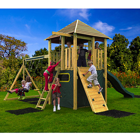Buy Plum Warthog Wooden Play Centre Online at johnlewis.com