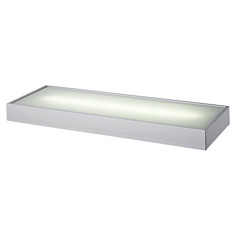 Buy John Lewis T5 LED Boxed Light Shelf Online at johnlewis.com