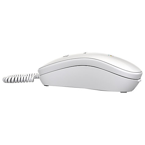 Buy BT Duet 210 Corded Phone, White Online at johnlewis.com