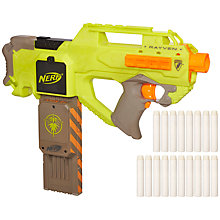Buy Hasbro Nerf N-Strike Rayven CS-18 Blaster Online at johnlewis.com