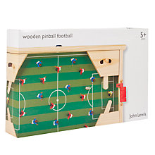 Buy John Lewis Pinball Football Online at johnlewis.com