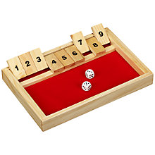 Buy John Lewis Shut The Box Game Online at johnlewis.com
