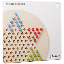 Buy John Lewis Chinese Chequers Online at johnlewis.com