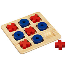 Buy John Lewis Noughts and Crosses Game Online at johnlewis.com