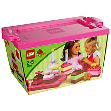 Buy LEGO Duplo Creative Cakes Online at johnlewis.com