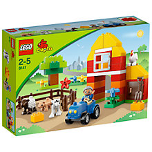 Buy LEGO Duplo My First Farm Online at johnlewis.com