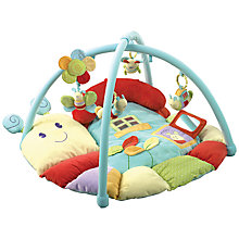 Buy Little Bird Told Me Softly Snail Multi Activity Playmat and Gym Online at johnlewis.com