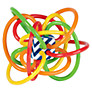 Buy The Manhattan Toy Company Colour Burst Winkel Rattle Online at johnlewis.com
