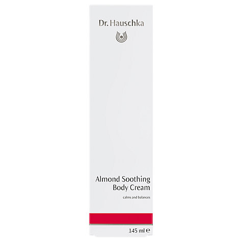 Buy Dr.Hauschka Almond Body Moisturiser, 145ml Online at johnlewis.com
