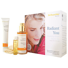 Buy Dr Hauschka Radiant You Start Kit for Oily Skin Online at johnlewis.com