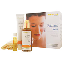 Buy Dr Hauschka Radiant You Starter Kit Online at johnlewis.com