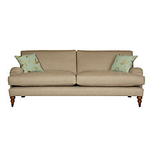 Buy John Lewis Penryn Grand Sofa, Linen / Elna Online at johnlewis.com