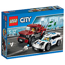Buy LEGO City 60128 Police Pursuit Online at johnlewis.com