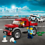 Buy LEGO City Police Pursuit Online at johnlewis.com