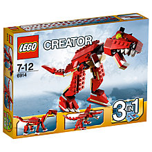 Buy LEGO Creator Prehistoric Hunters Online at johnlewis.com