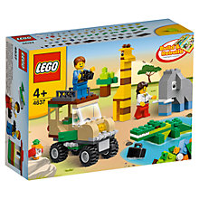 Buy LEGO Bricks & More Safari Building Set Online at johnlewis.com