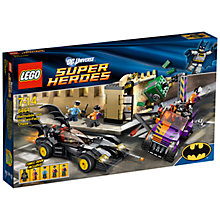 Buy Lego Super Heroes The Batmobile and the Two-Face Chase Online at johnlewis.com