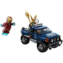 Buy Lego Super Heroes Loki Cube Escape Online at johnlewis.com