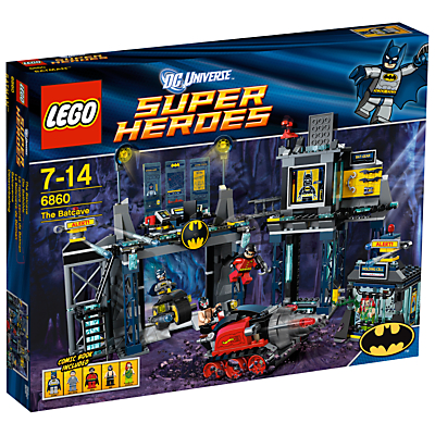 Lego Super Heroes The Batcave
