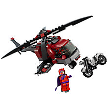 Buy Lego Super Heroes Wolverine Showdown Online at johnlewis.com