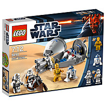 Buy LEGO Star Wars Droid Escape Online at johnlewis.com