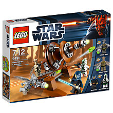 Buy LEGO Star Wars Geonosian Cannon Online at johnlewis.com
