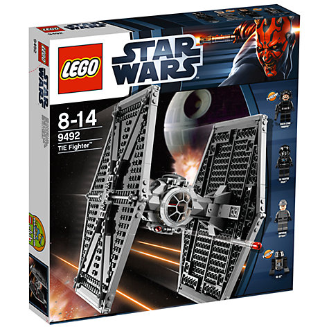 Buy LEGO Star Wars TIE Fighter Online at johnlewis.com