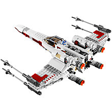 Buy Lego Star Wars X-Wing Fighter Online at johnlewis.com