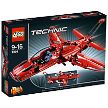 Buy LEGO Technic Jet Plane Online at johnlewis.com