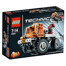 Buy LEGO Technic Mini Tow Truck Online at johnlewis.com