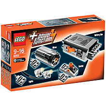 Buy LEGO Power Functions Motor Set Online at johnlewis.com