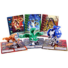 Buy Bakugan BakuTrinity, Assorted Online at johnlewis.com