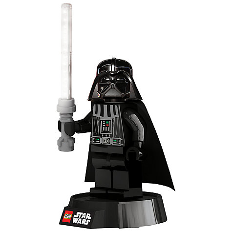 Buy Lego Star Wars Darth Vader Lamp Online at johnlewis.com