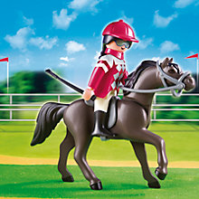 Buy Playmobil Horse Collectable, Assorted Online at johnlewis.com