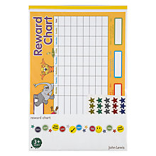 Buy John Lewis Reward Chart Online at johnlewis.com