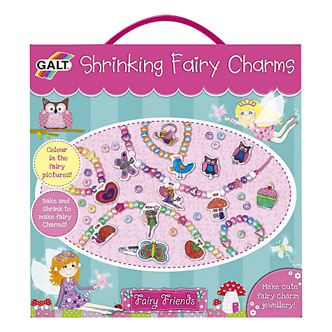 Buy Galt Shrinking Fairy Charms Online at johnlewis.com