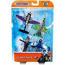 Buy Matchbox Skybusters Flight Pack, Assorted Online at johnlewis.com