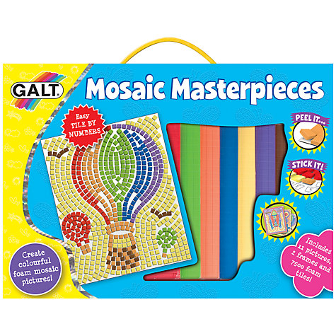 Buy Galt Mosaic Masterpieces Online at johnlewis.com