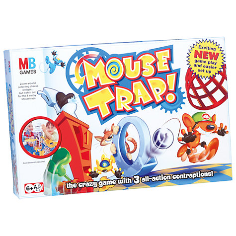 Buy Mousetrap Game Online at johnlewis.com